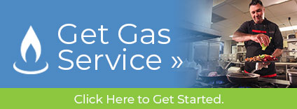 Get Gas Service. Click Here to Get Started »